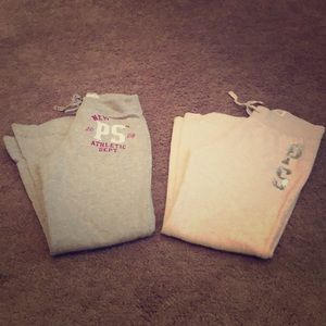 Girls Sweatpants...$20 for both!!